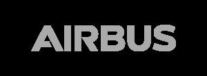 Airbus logo grey